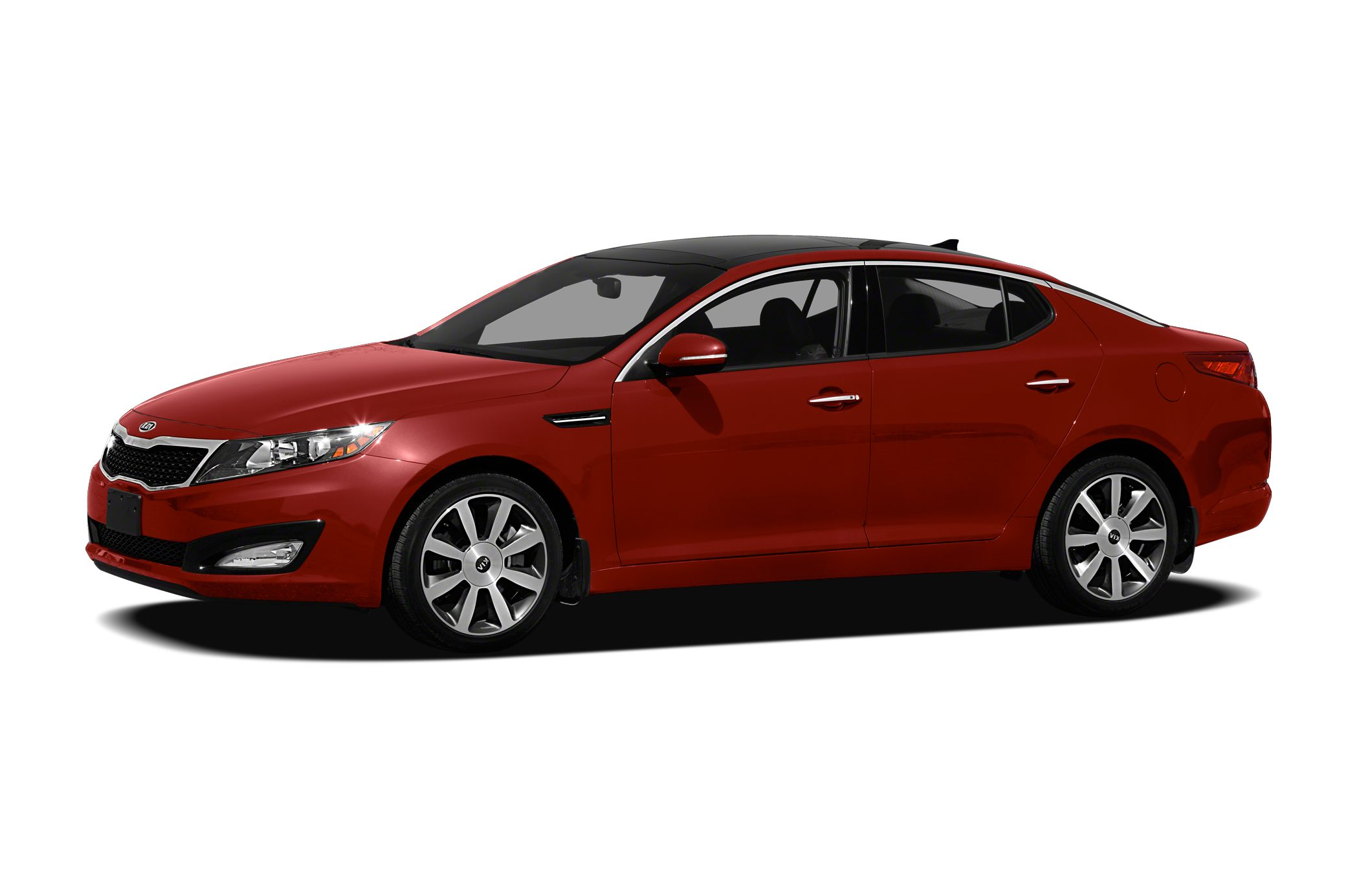 2012 Kia Optima LX Sedan for sale in Johnstown for $15,490 with 33,220 miles