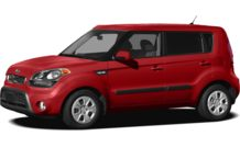 Colors, options and prices for the 2012 Kia Soul