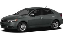 Colors, options and prices for the 2012 Kia Forte