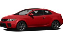 Colors, options and prices for the 2012 Kia Forte Koup
