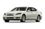 2012 Lexus LS 600h L