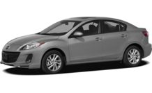 Colors, options and prices for the 2012 Mazda Mazda3