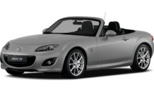 Colors, options and prices for the 2012 Mazda MX-5 Miata