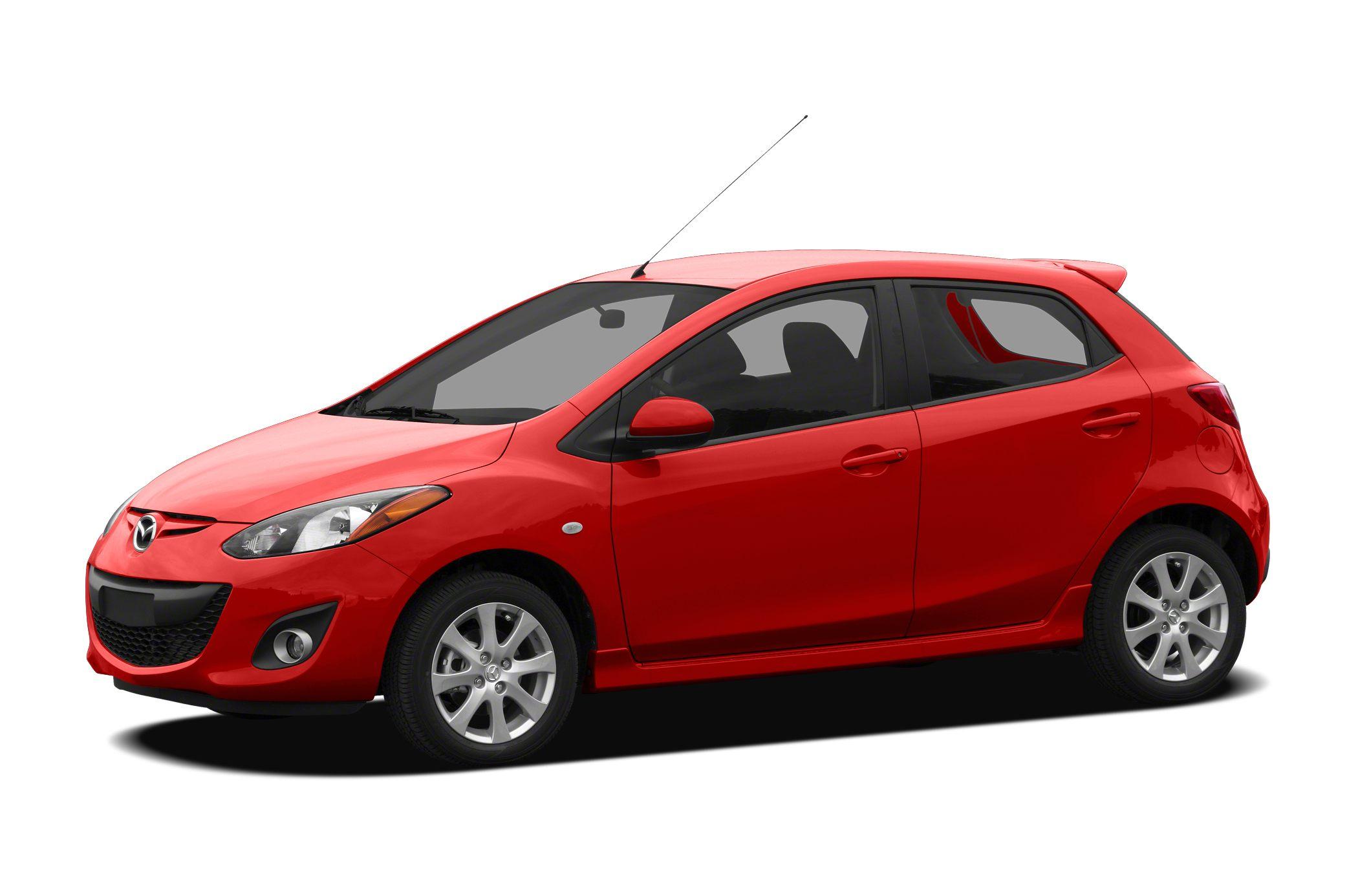 2012 Mazda Mazda2 Sport Hatchback for sale in Greenville for $0 with 35,227 miles