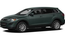 Colors, options and prices for the 2012 Mazda CX-9