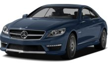 Colors, options and prices for the 2012 Mercedes-Benz CL-Class