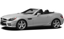 Colors, options and prices for the 2012 Mercedes-Benz SLK-Class