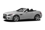 2012 Mercedes-Benz SLK-Class