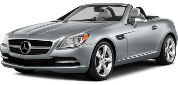 2015 Mercedes-Benz SLK-Class