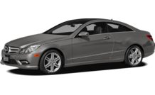 Colors, options and prices for the 2012 Mercedes-Benz E-Class