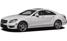 Colors, options and prices for the 2012 Mercedes-Benz CLS-Class