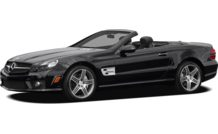Colors, options and prices for the 2012 Mercedes-Benz SL-Class