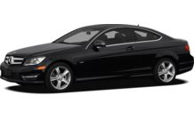 Colors, options and prices for the 2012 Mercedes-Benz C-Class