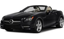 Colors, options and prices for the 2015 Mercedes-Benz SLK-Class