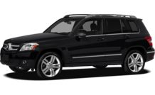 Colors, options and prices for the 2012 Mercedes-Benz GLK-Class