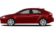 Colors, options and prices for the 2012 Mitsubishi Lancer Sportback