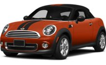 Colors, options and prices for the 2014 MINI Coupe