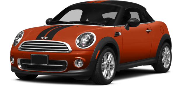 2014 MINI Coupe