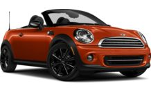 Colors, options and prices for the 2014 MINI Roadster