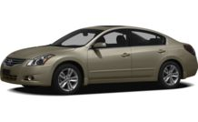 Colors, options and prices for the 2012 Nissan Altima