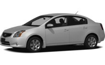 Colors, options and prices for the 2012 Nissan Sentra