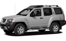 Colors, options and prices for the 2012 Nissan Xterra