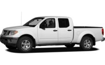 Colors, options and prices for the 2012 Nissan Frontier