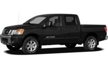 Colors, options and prices for the 2012 Nissan Titan