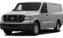 Colors, options and prices for the 2016 Nissan NV Cargo NV1500