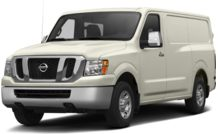 Colors, options and prices for the 2014 Nissan NV Cargo NV3500 HD