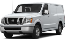 Colors, options and prices for the 2014 Nissan NV Cargo NV2500 HD