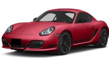 Colors, options and prices for the 2012 Porsche Cayman