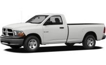 Colors, options and prices for the 2012 RAM 1500