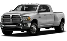 Colors, options and prices for the 2012 RAM 3500