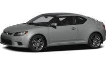 Colors, options and prices for the 2012 Scion tC