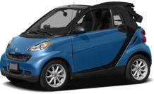 Colors, options and prices for the 2012 smart fortwo