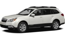 Colors, options and prices for the 2012 Subaru Outback