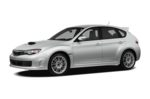 2012 Subaru Impreza WRX STi