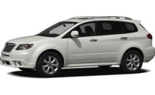 Colors, options and prices for the 2012 Subaru Tribeca