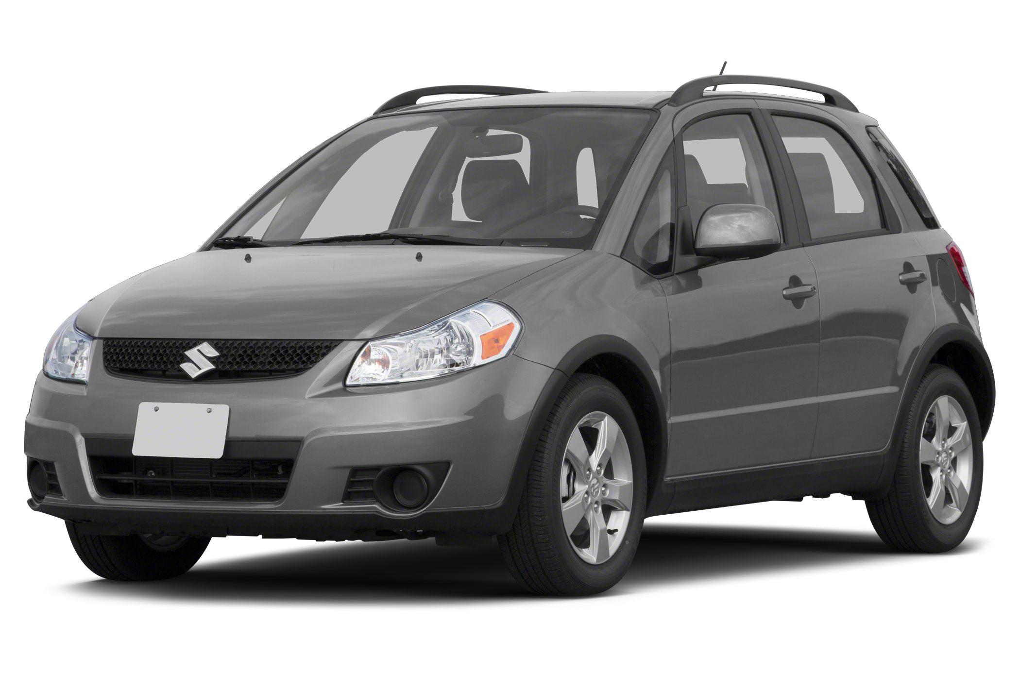 2012 Suzuki SX4 Premium Hatchback for sale in Little Rock for $0 with 26,052 miles