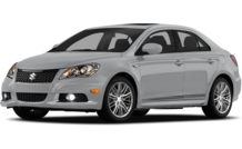 Colors, options and prices for the 2012 Suzuki Kizashi