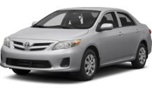 Colors, options and prices for the 2012 Toyota Corolla