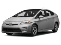 Brief summary of 2015 Toyota Prius vehicle information