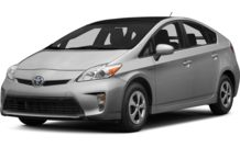 Colors, options and prices for the 2012 Toyota Prius