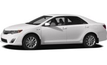 Colors, options and prices for the 2012 Toyota Camry Hybrid