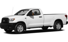Colors, options and prices for the 2012 Toyota Tundra