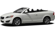 Colors, options and prices for the 2012 Volvo C70