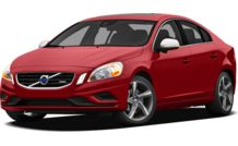 Colors, options and prices for the 2012 Volvo S60