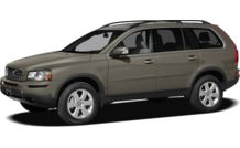 Colors, options and prices for the 2012 Volvo XC90