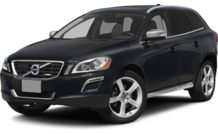 Colors, options and prices for the 2012 Volvo XC60